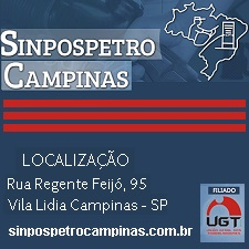 SINPOSPETRO CAMPINAS