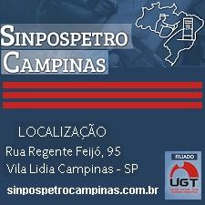 SINPOSPETRO CAMPINAS