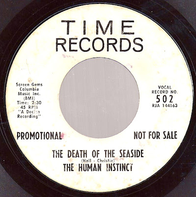 The Human Instinct - Death of the Seaside