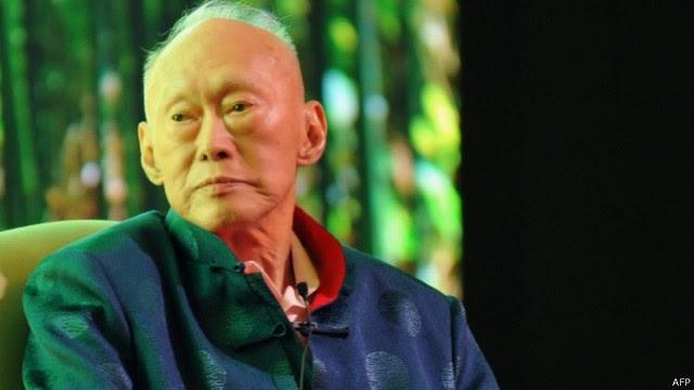 Mengenang Perjuangan Lee Kuan Yeww Ketika Membangun Singapura