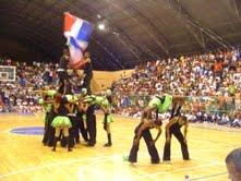CELEBRARAN VIII FESTIVAL PROVINCIAL DE GIMNASIADA RITMICA SAN CRISTOBAL. 2012
