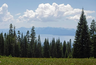 Parking along Tahoe's West Shore is going away
