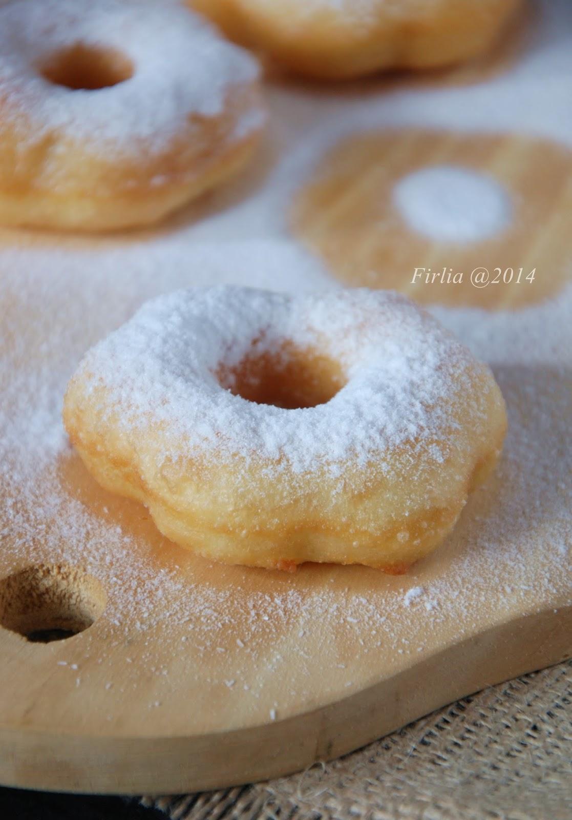 Venus Brownies & Bread: Coconut Donut (Water roux method)