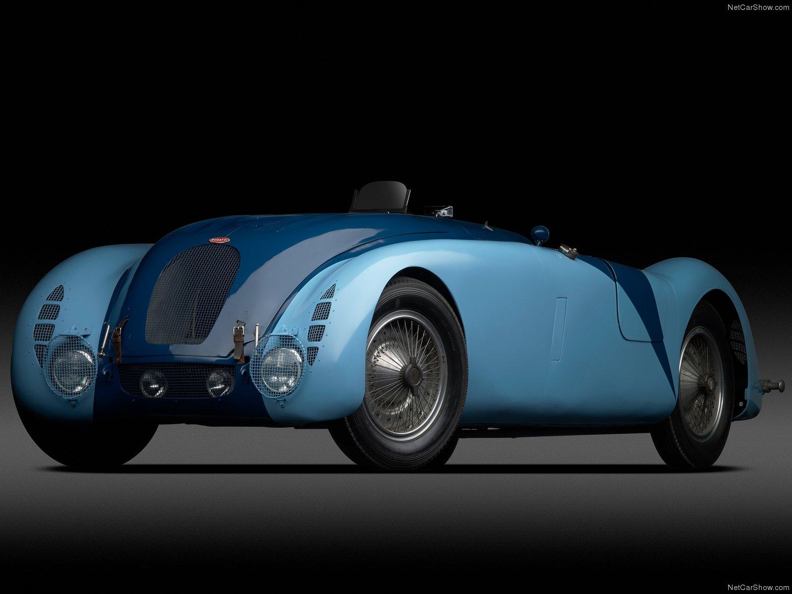 Hình ảnh siêu xe Bugatti Type 57G Tank 1937 & nội ngoại thất