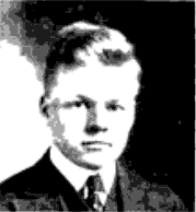 Howard Van Lieu Bloomfield, c. 1922