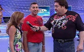 O CASAL  FUNDADOR NA TV GLOBO