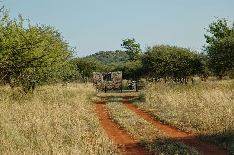 Woodlands Stop Over and Lodge Botswana - Hunters' Road