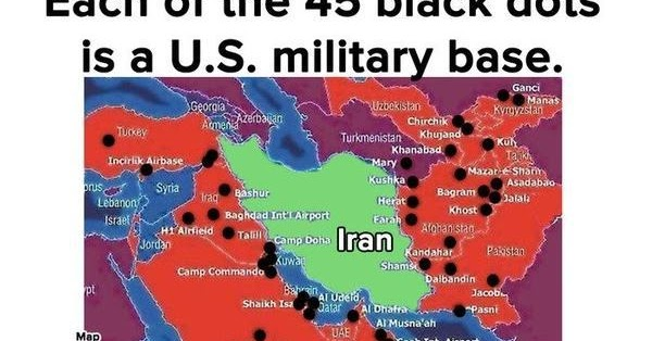 The Secret American Drone Base In Saudi Arabia Suppressed By The - Map of us military bases in middle east