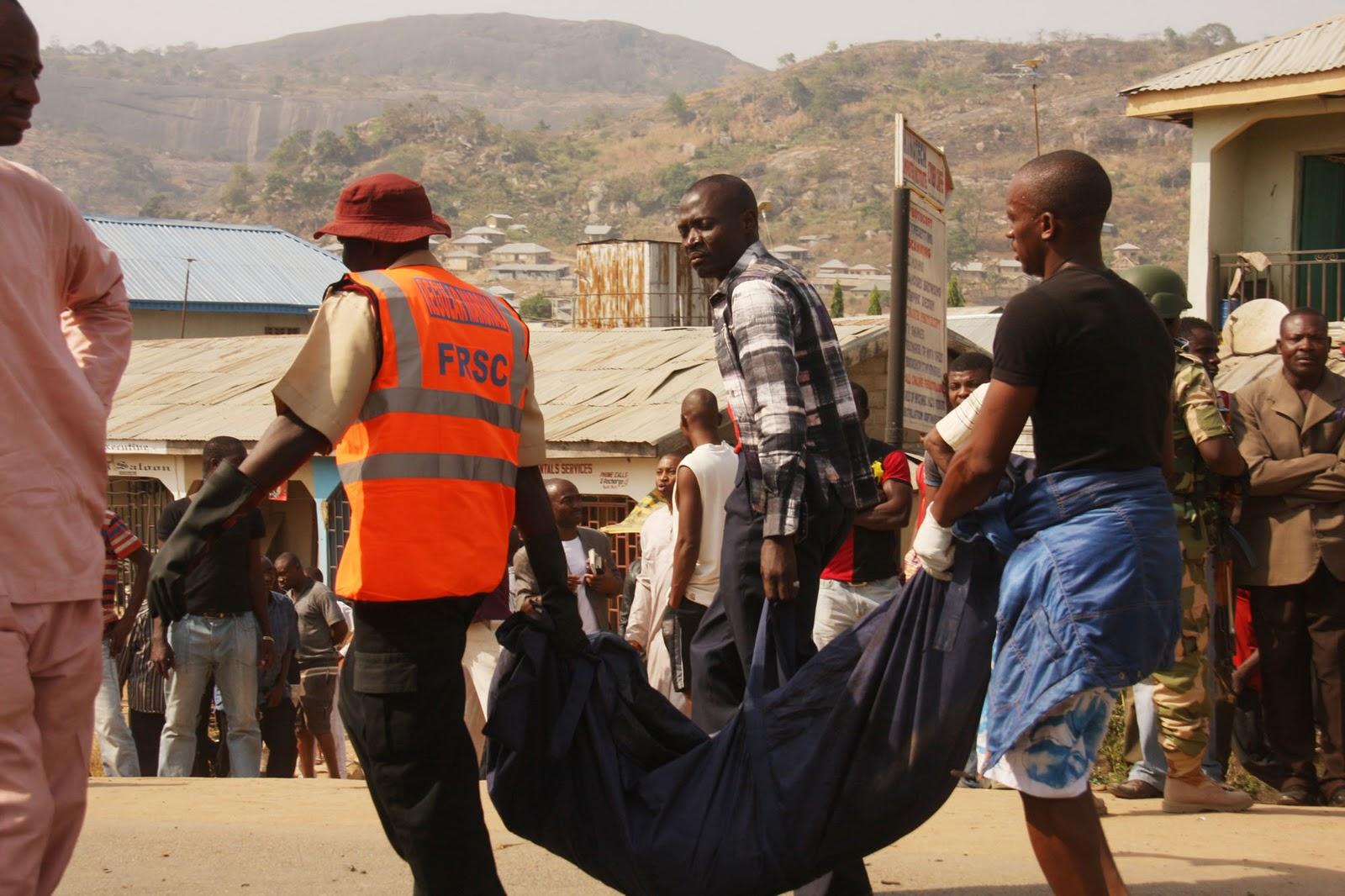 boko haram latest attacks