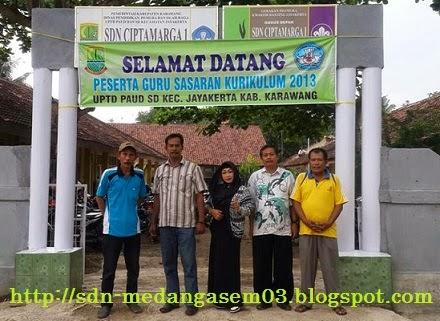 DIKLAT GURU SASARAN KURIKULUM 2013 ANGKATAN 3