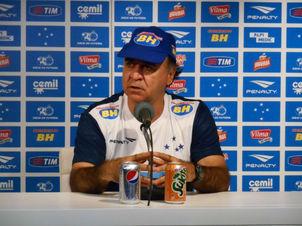 Marcelo Oliveira é o novo técnico do Palmeiras