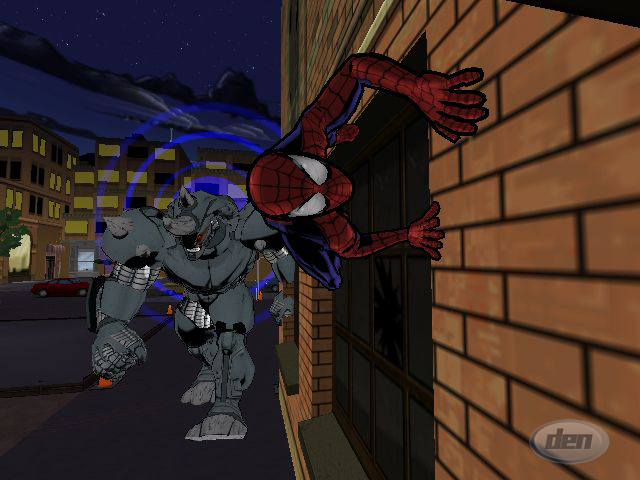 ultimate spiderman requirements: