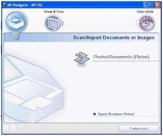 Canon программы mp160 принтера для
