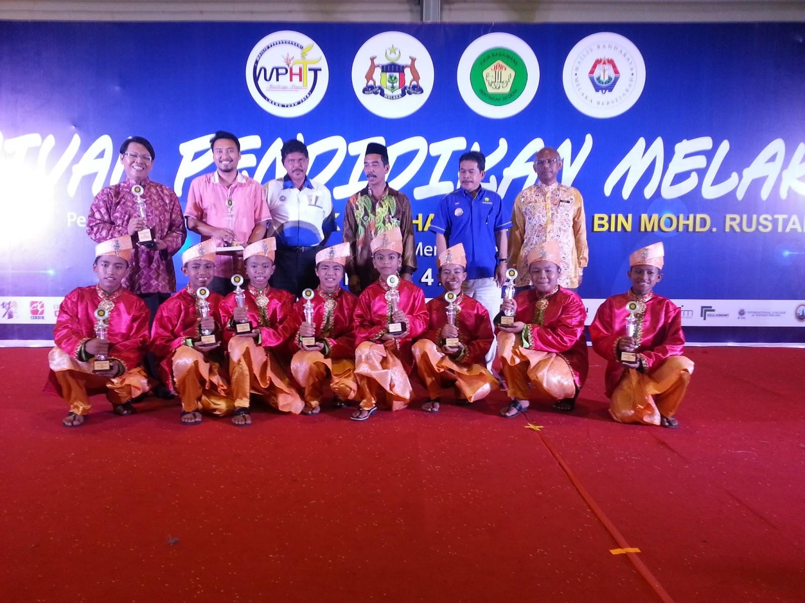 Pertandingan Tarian Peringkat Negeri Melaka