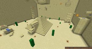 Jump Arena Mapa para Minecraft 1.8
