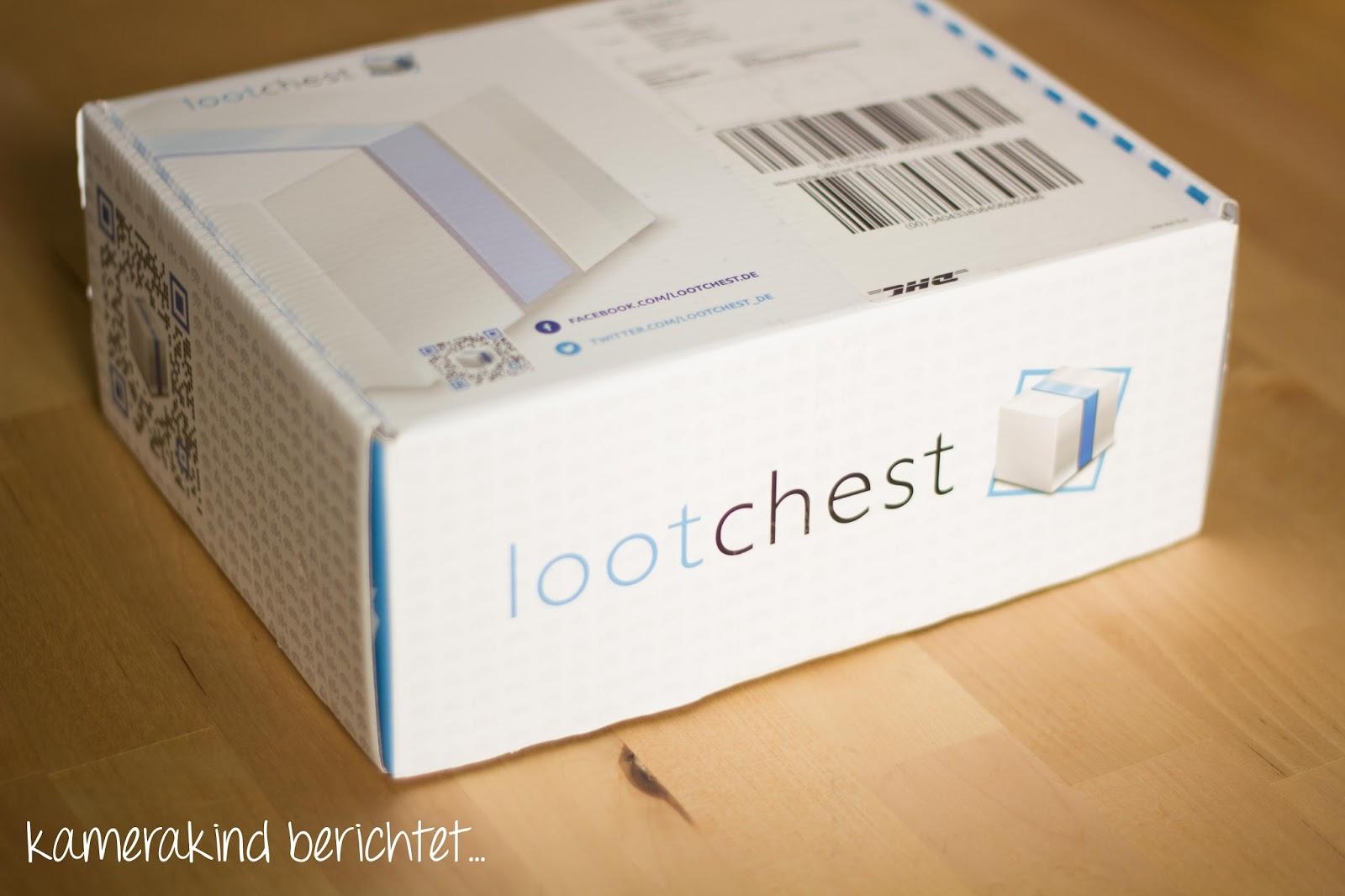 Lootchest Unboxing Februar 2015