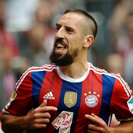 Franck Ribery urges Bayern Munich to sign Chelsea's Belgian winger Eden Hazard