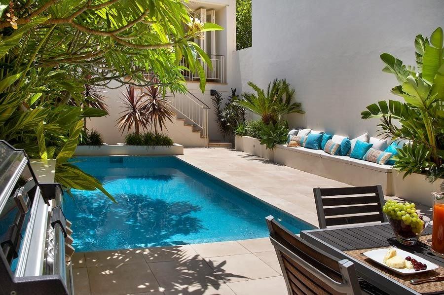 Decoracion de ambientes peque os decoracion de patios - Decoracion patios pequenos ...