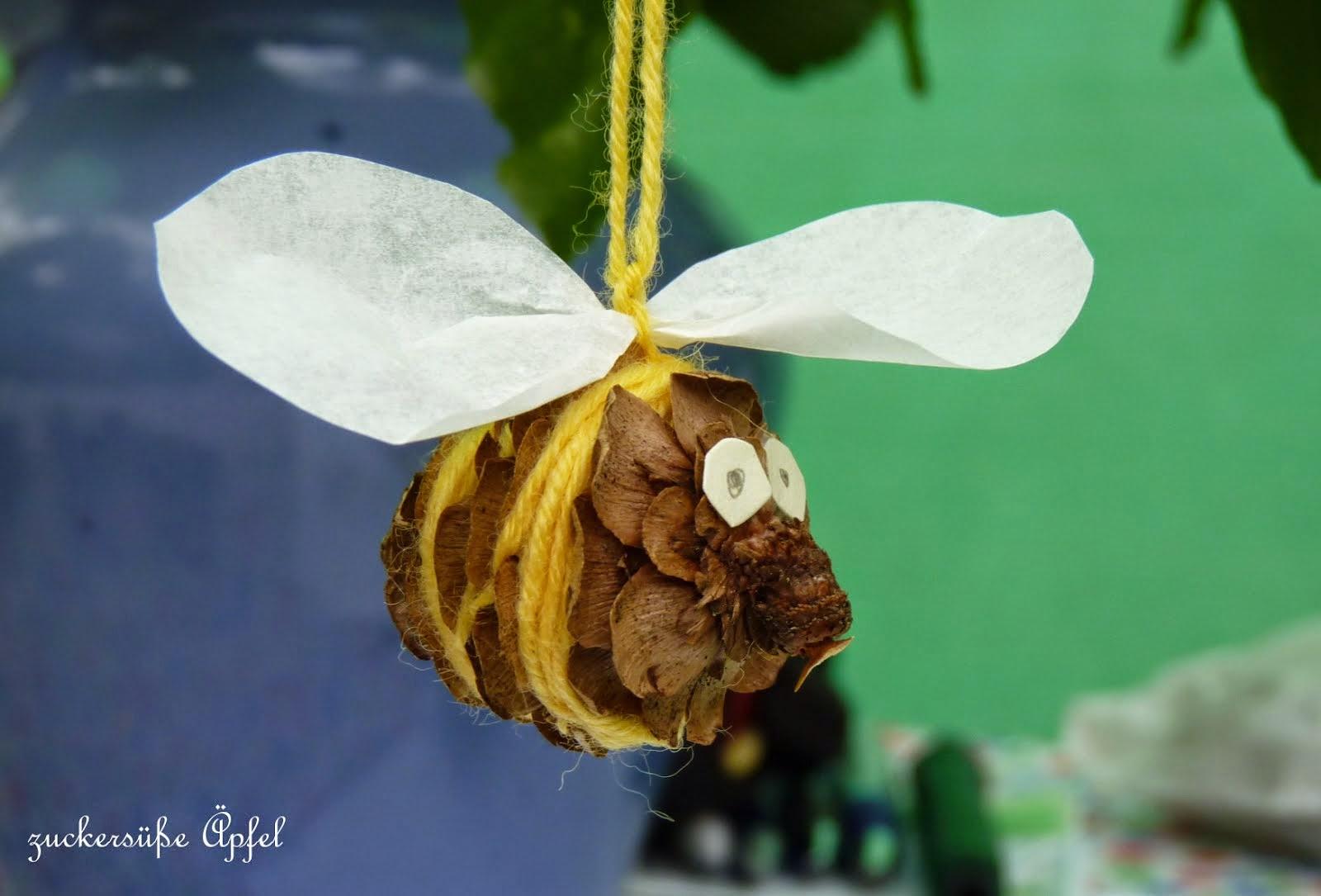 Süße Herbstbienchen