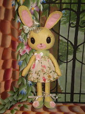Bunny Felt Doll