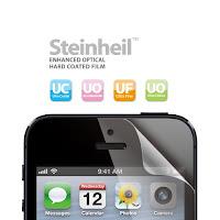 folii protectie iPhone 5 Steinheil de la Spigen SGP