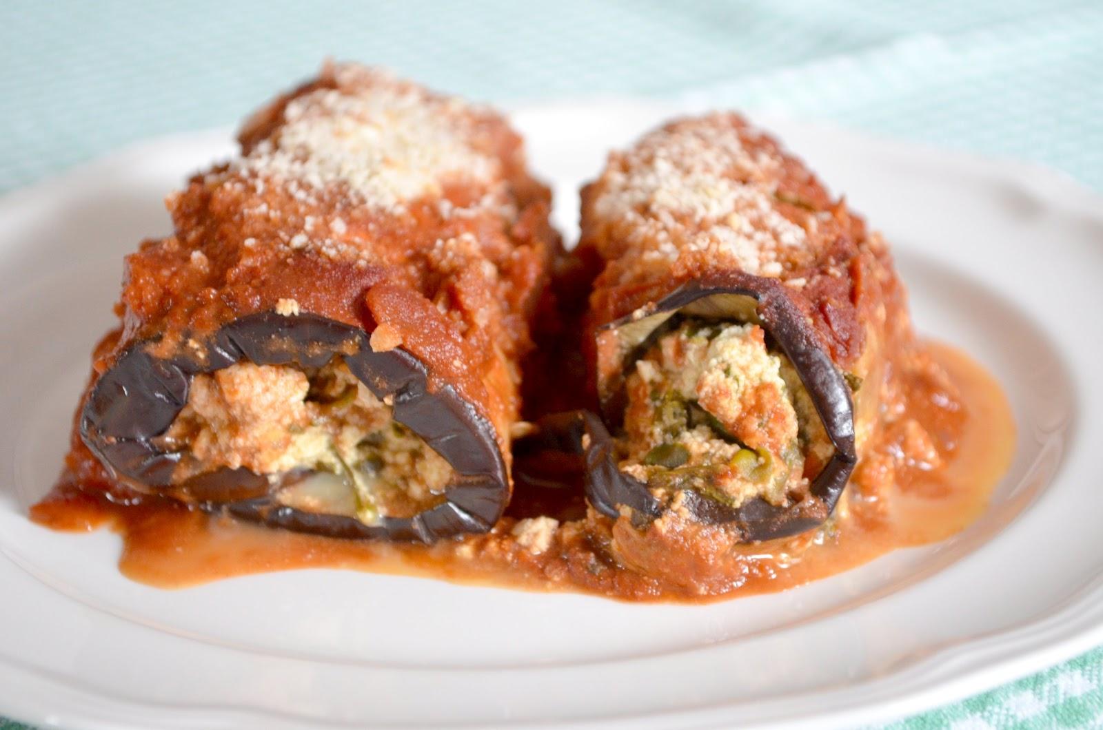 Eggplant Rollatini Recipes — Dishmaps