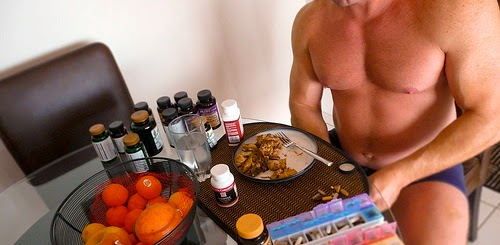 Building Muscle Supplements