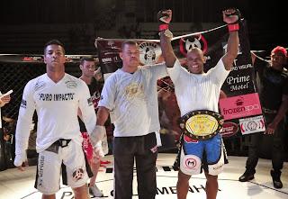 Com a participação de vinte atletas, o evento teve como ponto alto da noite o confronto entre Pé de Chumbo, da equipe Team Nogueira/Teresópolis, e Marcelo Cabelo, de São Paulo