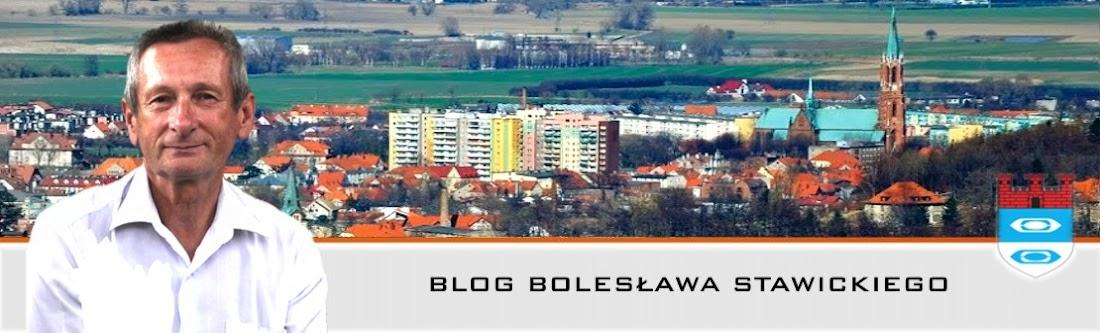 Blog Bolesława Stawickiego