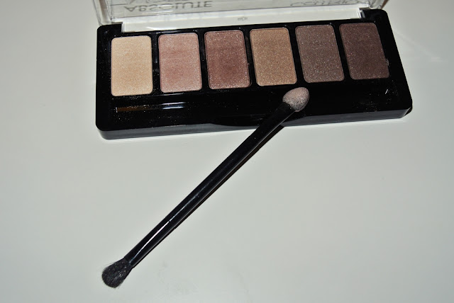 Catrice Absolute Nude Eyeshadow Palette Review
