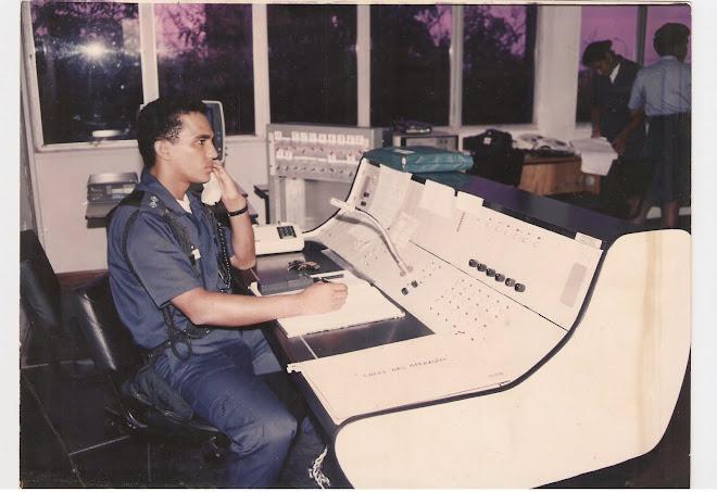 Chefe de Operações da PMMA - 1992