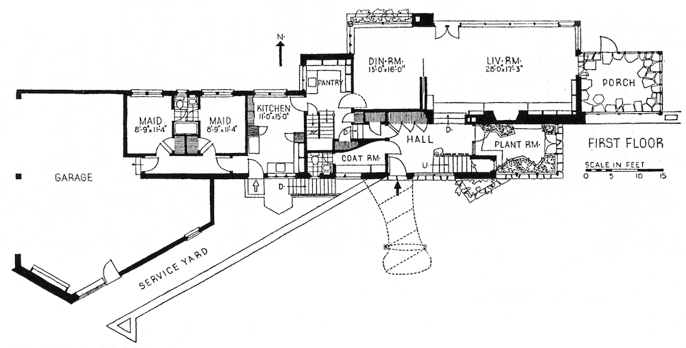 Architectural ruminations for 221 armstrong floor plans