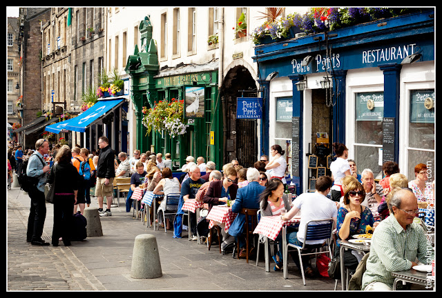 Grassmarket Edimburgo (Escocia)