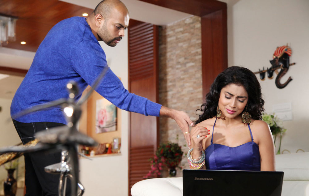 Shriya Saran Pavitra Movie Stills