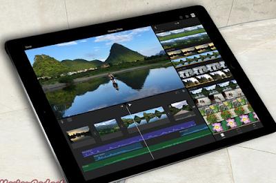 Harga Dan Spesifikasi iPad Pro Tablet Ram 4GB