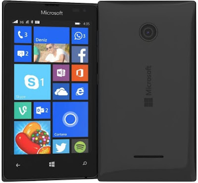 Microsoft Lumia 435 complete specs and features