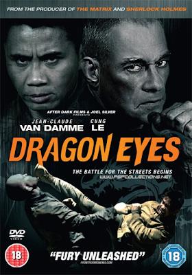 Filme Poster Olhos de Dragão DVDRip XviD & RMVB Legendado