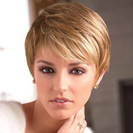 aqu las mejores imgenes de cortes de pelo corto mujercomo fuente de inspiracin