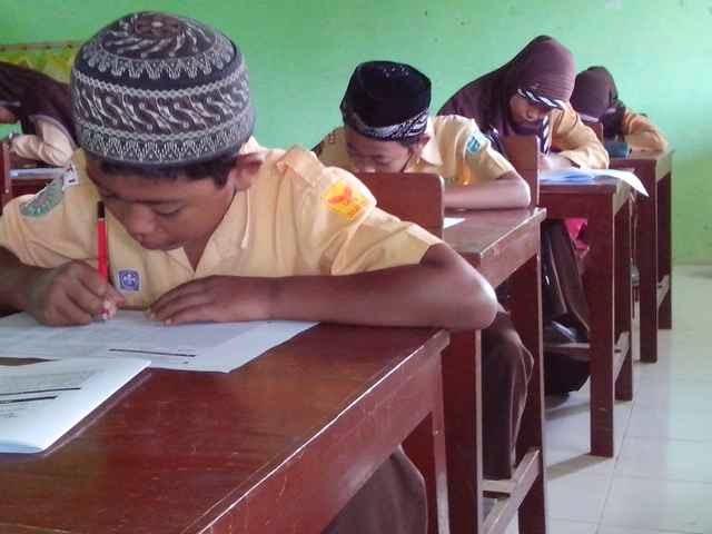 ujian madrasah