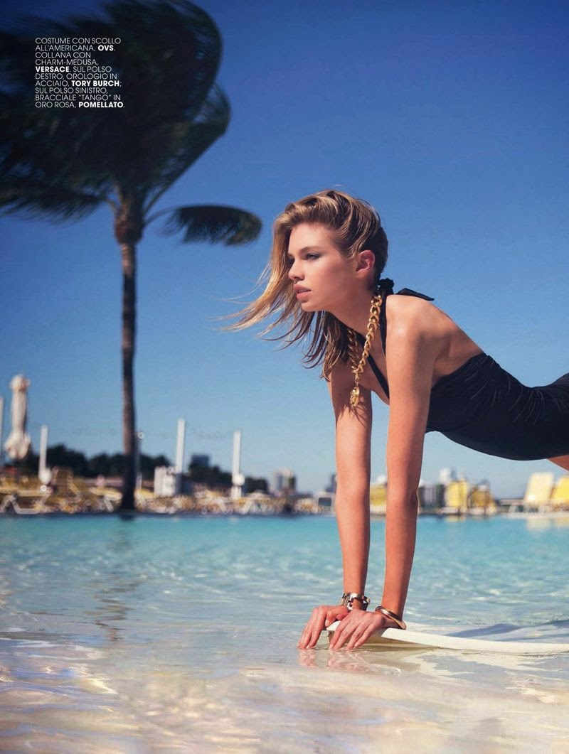 "Duchess Dior: ""Miami Beach Style"" by David Bellemere for ..."