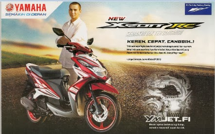 Catatan Waktu Yamaha Xeon RC