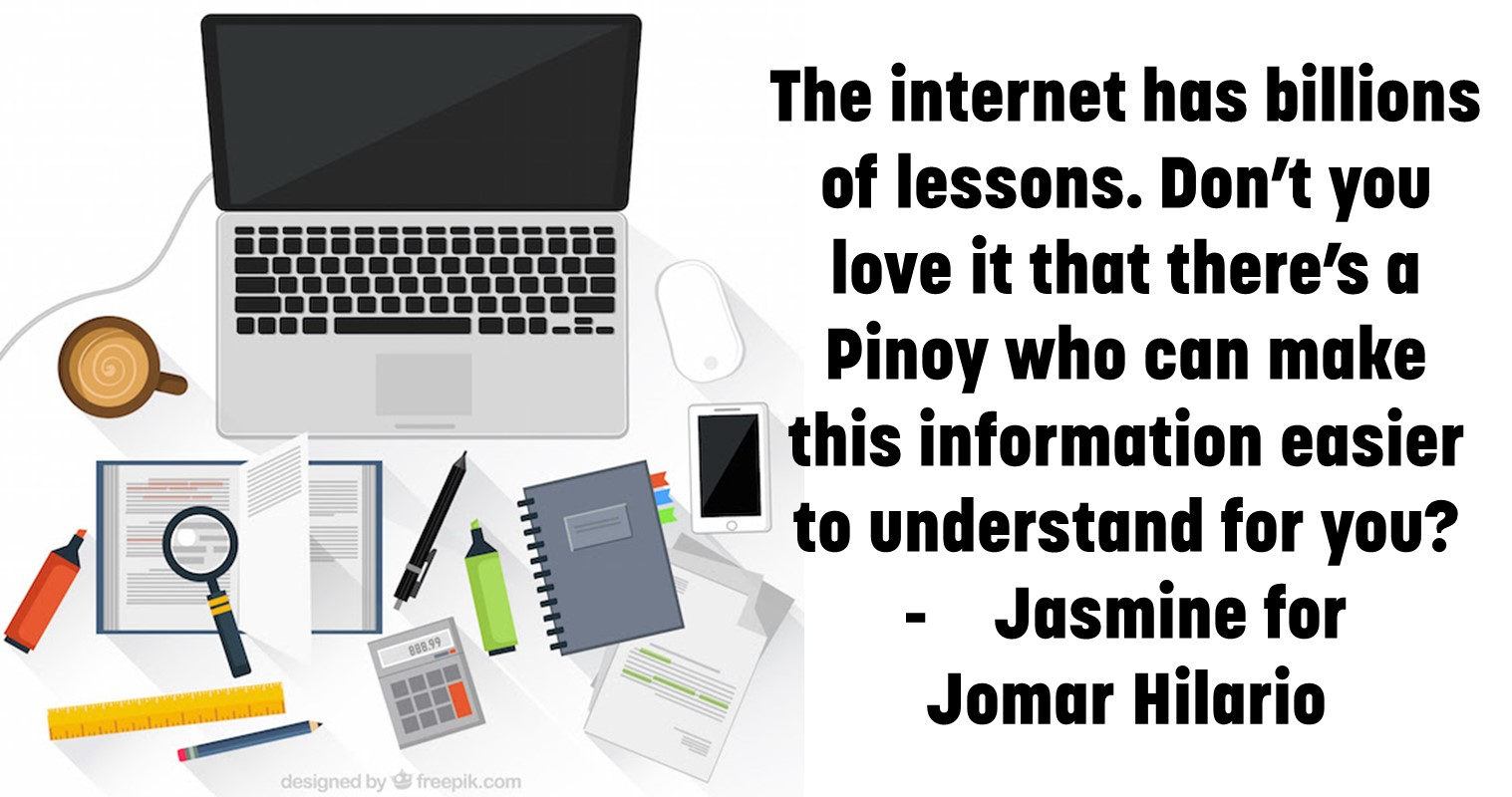top signs instant virtual skills is not for you jomar hilario 16 you are easily overwhelmed by many lessons hey the internet has billions of lessons don t you love it that there s a pinoy who can make this