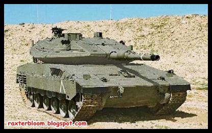 4 Tank Terbaik yang Ada di Dunia - raxterbloom.blogspot.com