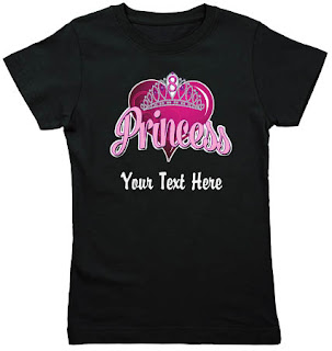 All Our 8 Year Old Princess Birthday Tshirts And Gear