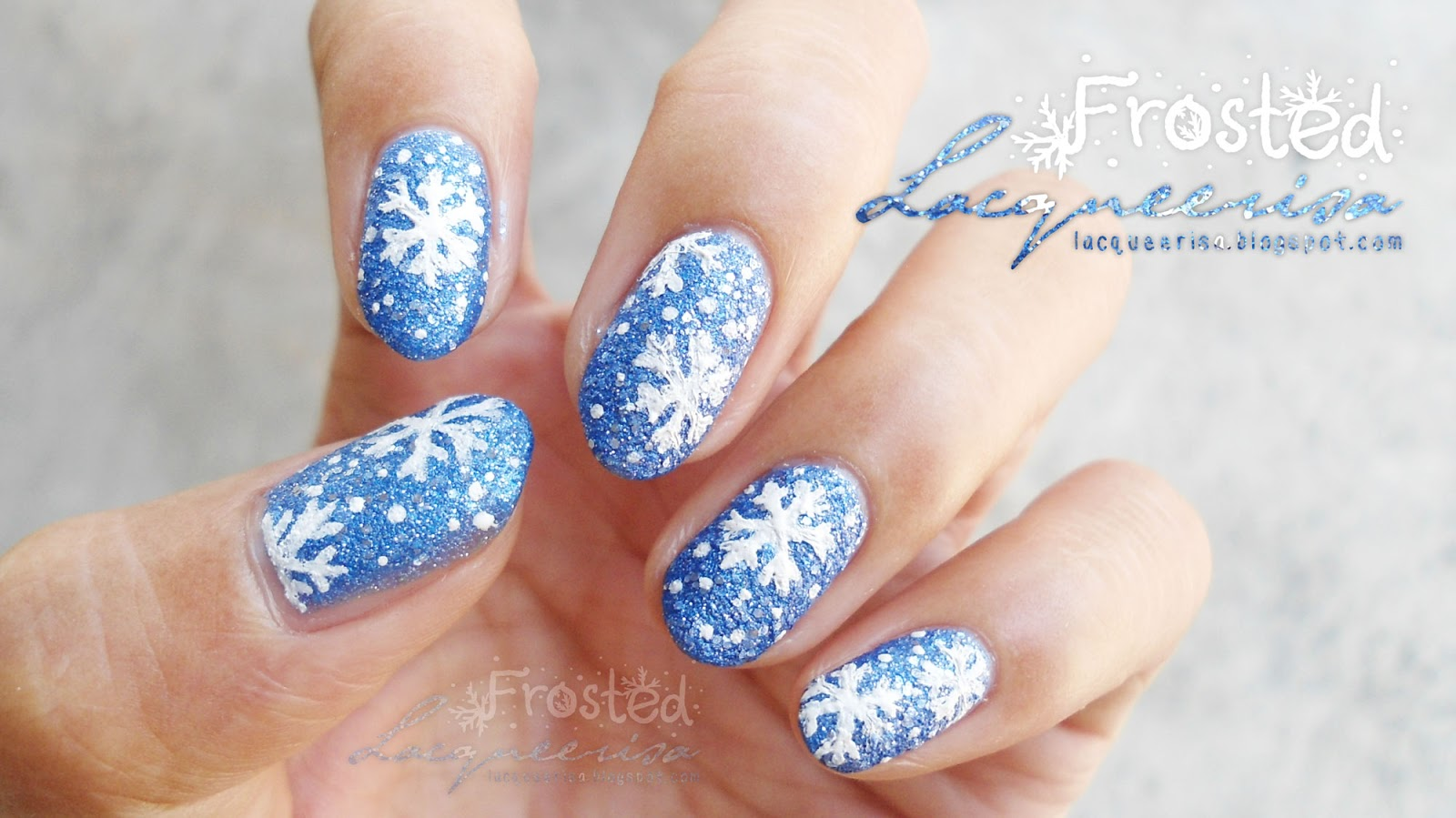 Lacqueerisa: Frosted