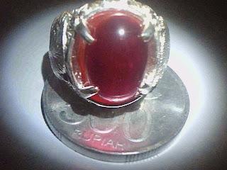 Batu Cincin Merah Siam Bangkok