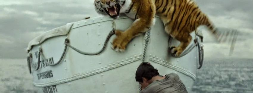 Belle photo de couverture facebook life of pi