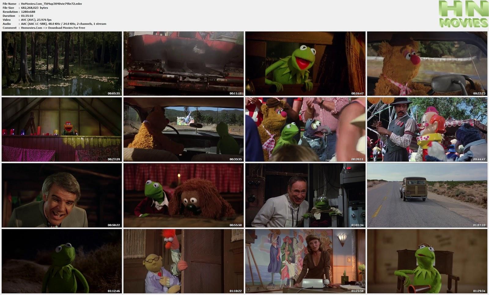 movie screenshot of The Muppet Movie fdmovie.com