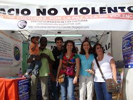 Espacio No-Violento Womad 2009