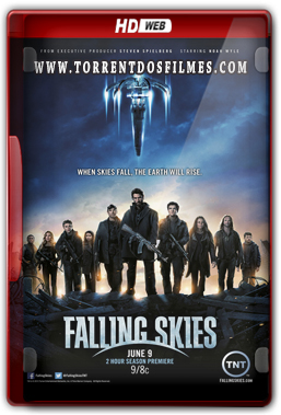 Falling Skies 5ª Temporada (2015) Torrent - WEB-DL 720p Dual Áudio + Legenda